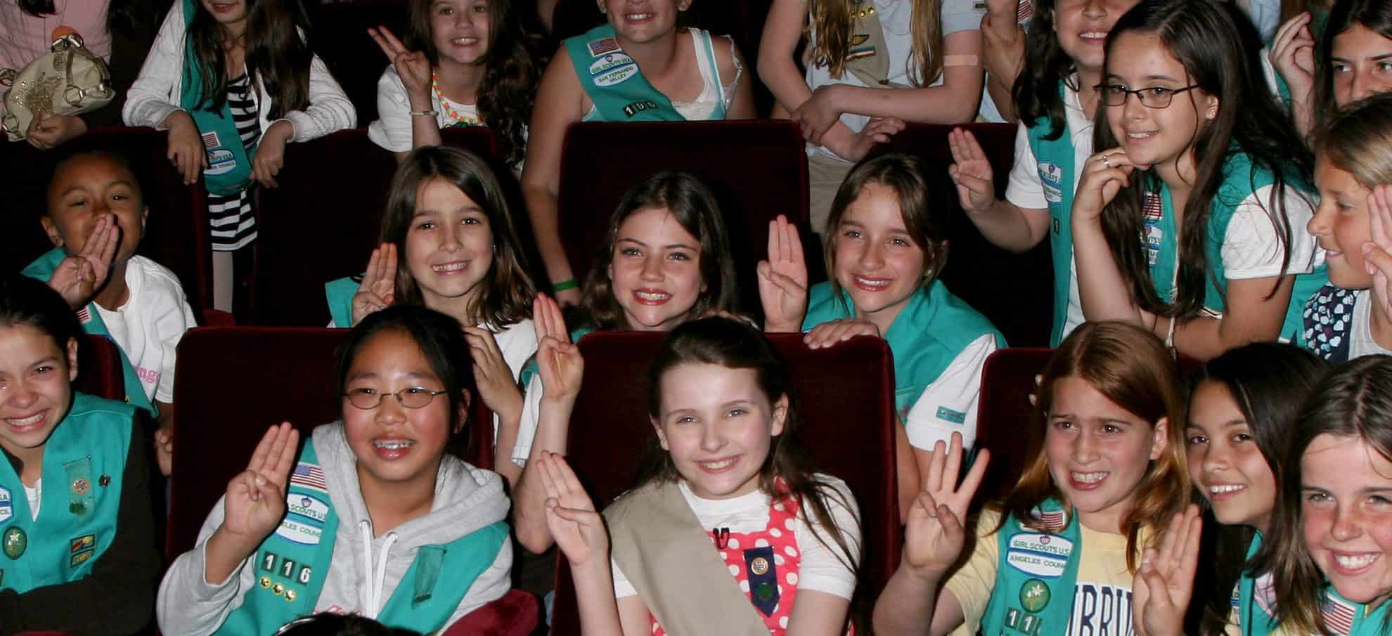 The Empowerment of Girl Scouts