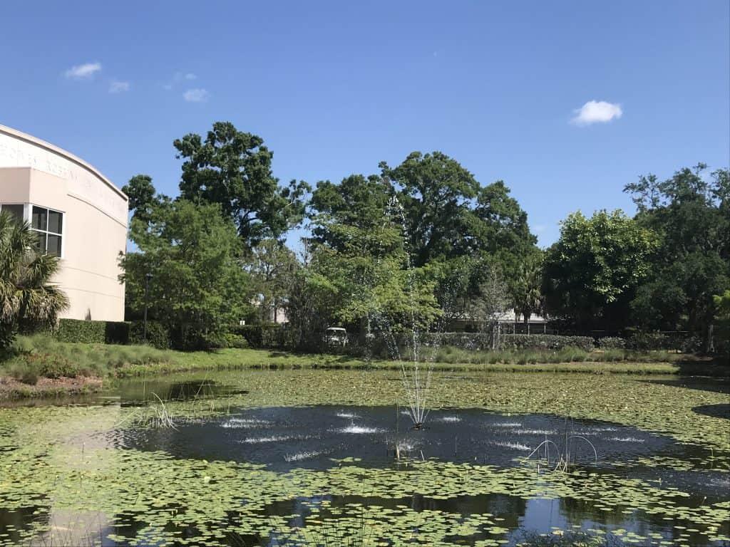 Grounds of Ringling Museum, Sarasota, FL