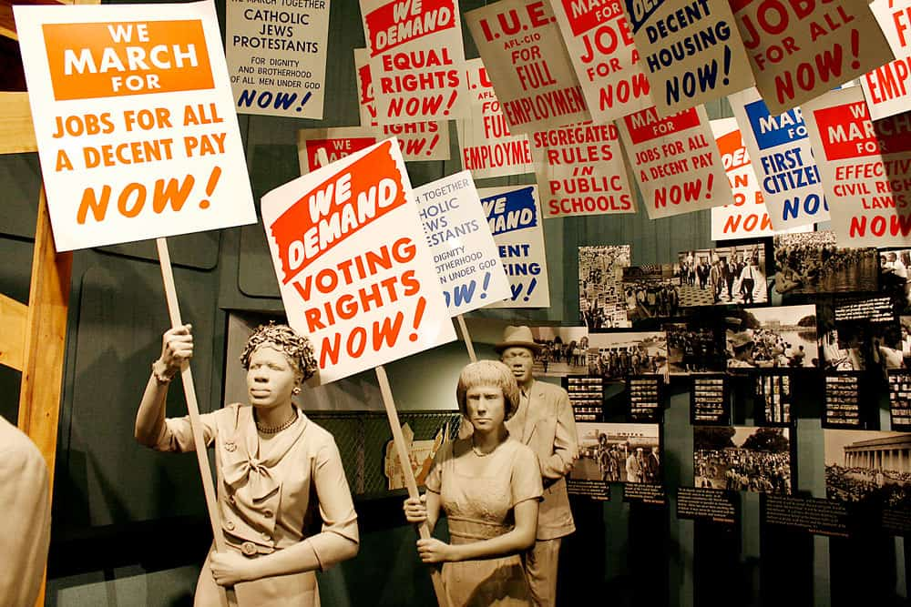 National Civil Rights Museum, Memphis, TN