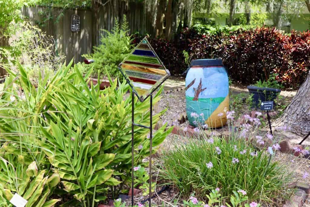 Herb Garden, Florida Botanical Gardens