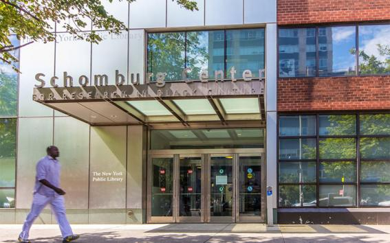 Black History Site - Shomburg Center NYC