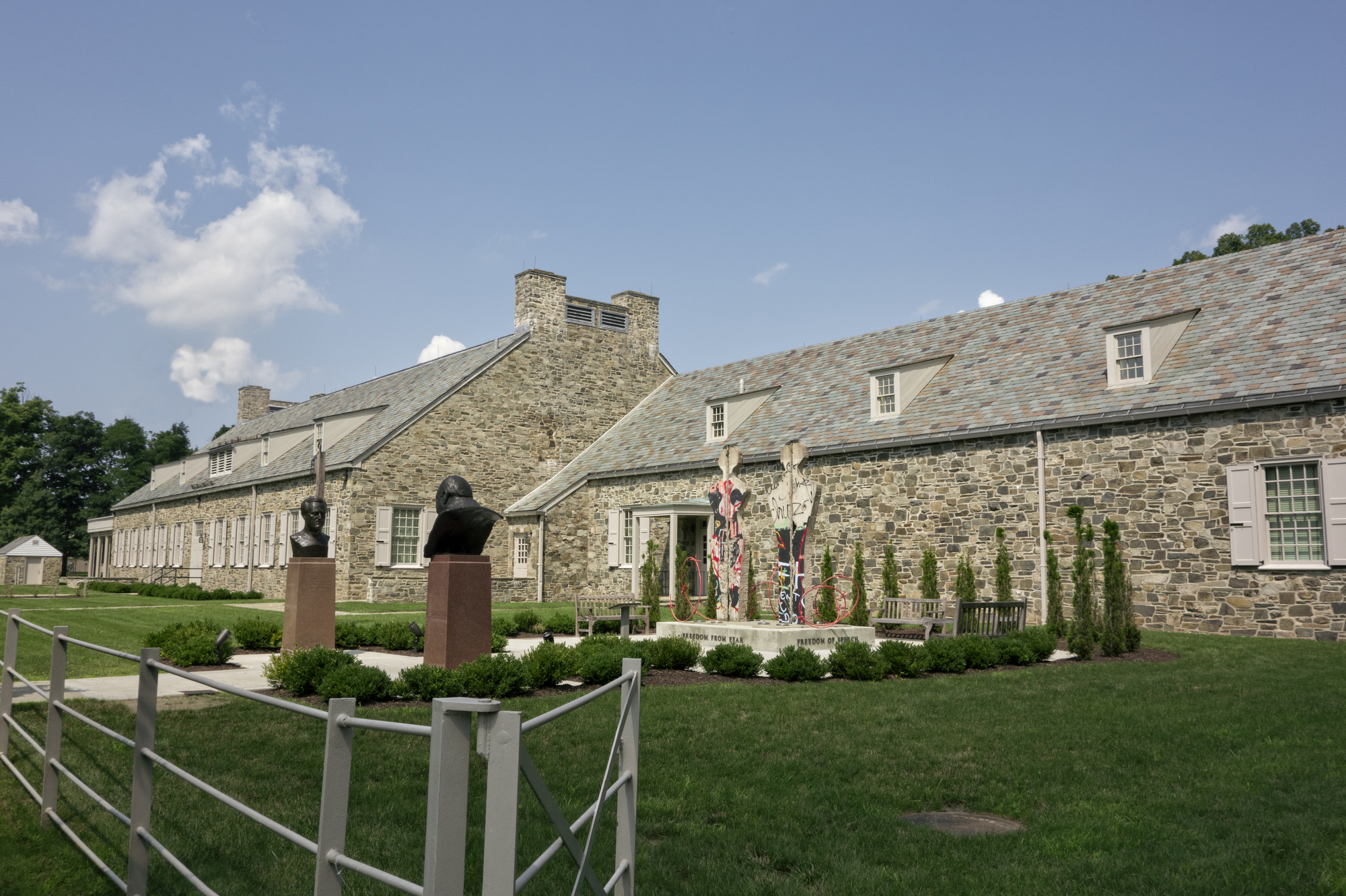 FDR Presidential Library - Hudson Valley Scenic Drive